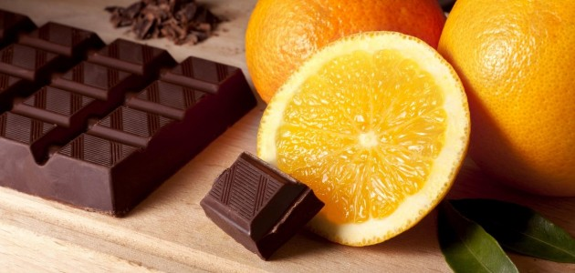 Итальянская кухня. Рецепт: Апельсины в шоколаде (фото)
