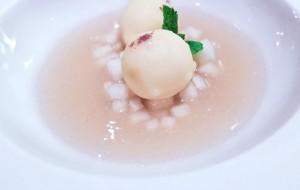 Как приготовить десерт из груш и белого шоколада