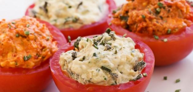 Итальянская кухня. Рецепт: Как приготовить фаршированные помидоры (фото)