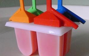 Как приготовить фруктовое мороженое для детей