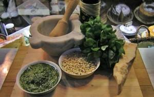Как приготовить настоящий соус «Песто по-генуэзски»