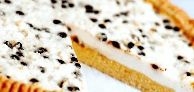 Итальянская кухня. Рецепт: Как приготовить пирог с рикоттой и шоколадом (фото)