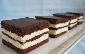 Как приготовить шоколадно-молочные ломтики «Kinder»