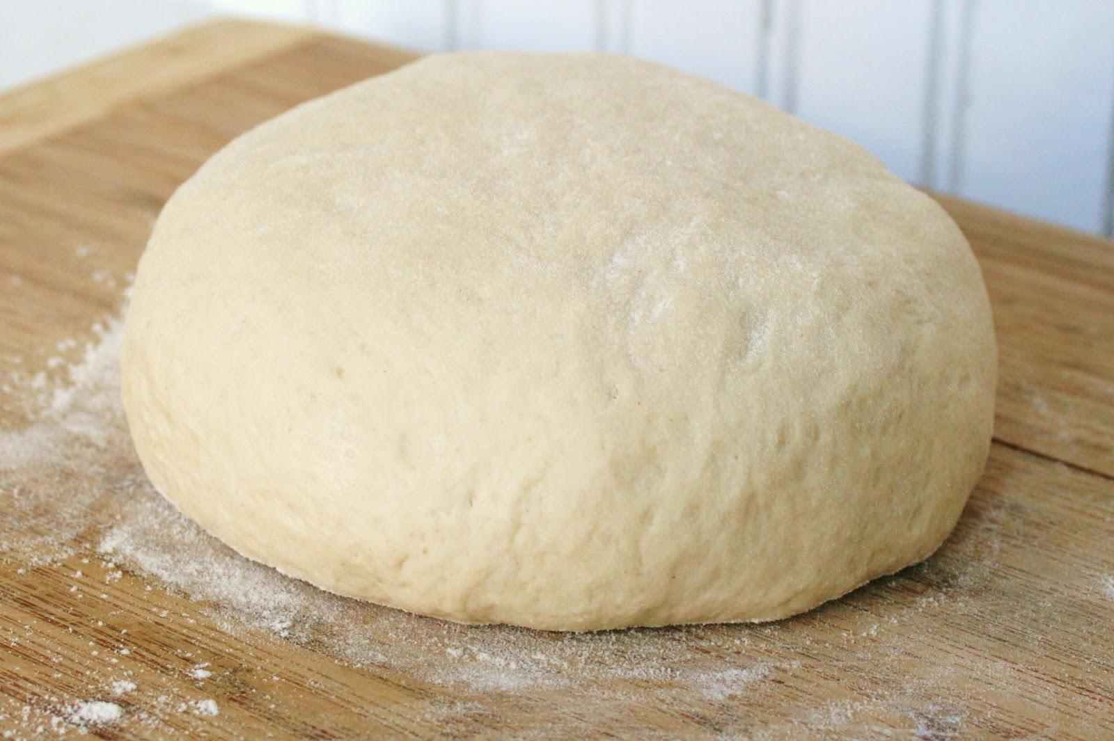 Тесто для пиццы своими руками