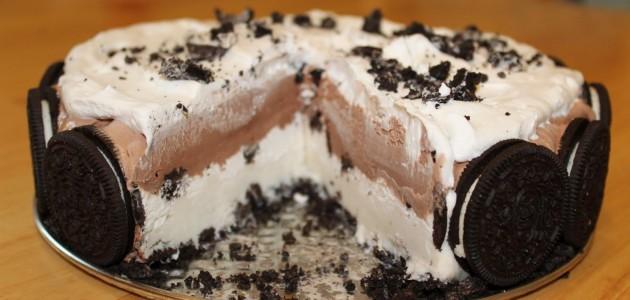 Итальянская кухня. Рецепт: Как приготовить торт с мороженым (фото)