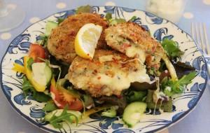 Как приготовить запеченный картофель с моццареллой и беконом