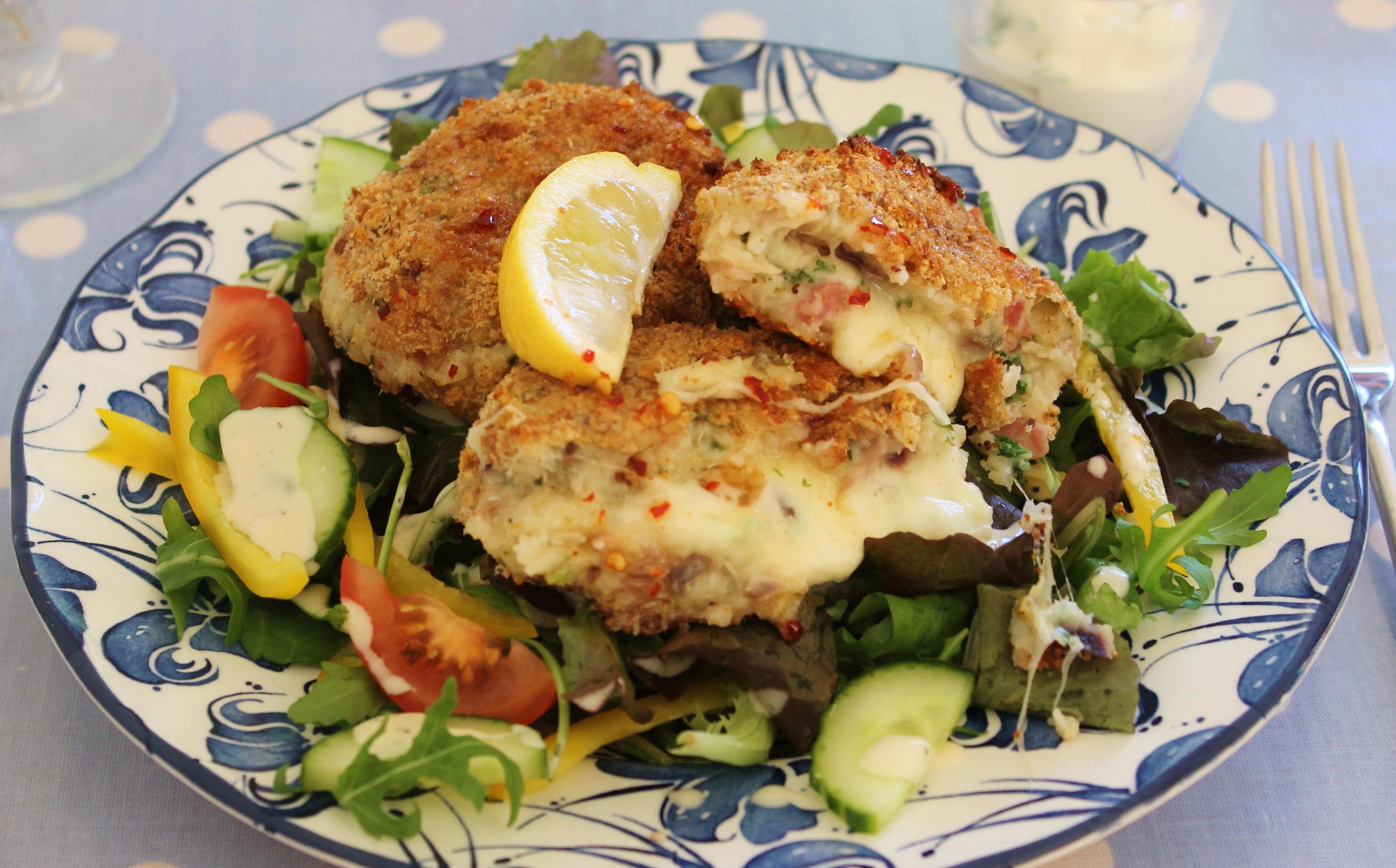 Итальянские блюда из картофели