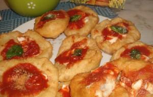 Неаполитанские пончики-пицца