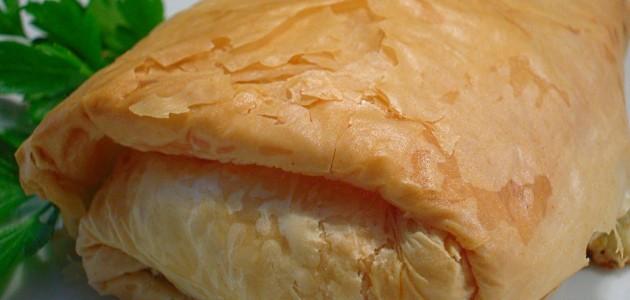 Итальянская кухня. Рецепт: Пирожки из слоеного теста с ветчиной и соусом «Бешамель» (фото)