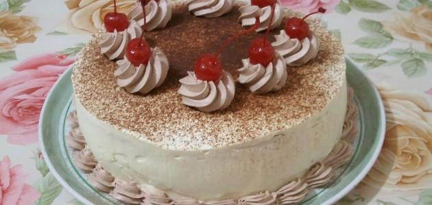 Итальянская кухня. Рецепт: Как приготовить торт тирамису (фото)