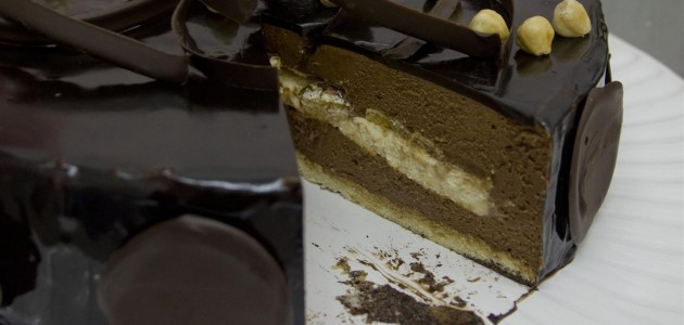Итальянская кухня. Рецепт: Торт с сыром маскарпоне (фото)
