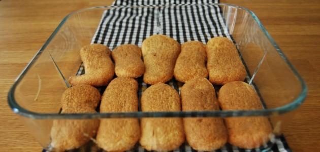 Итальянская кухня. Рецепт: Печенье «Савоярди» (фото)