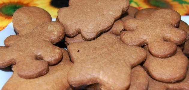 Итальянская кухня. Рецепт: Печенье песочное с какао (фото)