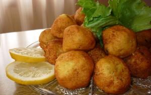 Сладкие картофельные крокеты