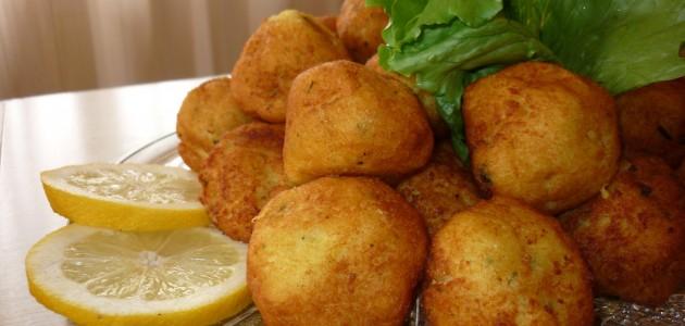Итальянская кухня. Рецепт: Сладкие картофельные крокеты (фото)