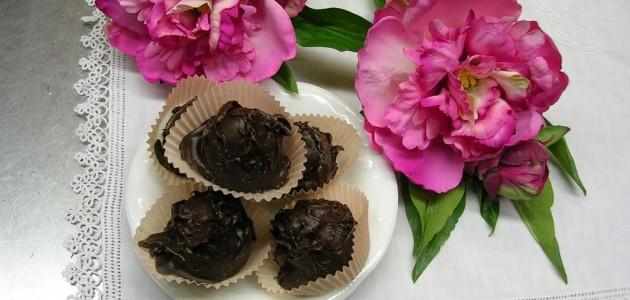 Итальянская кухня. Рецепт: Вишня в шоколаде (фото)