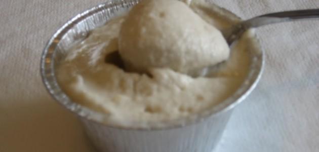 Итальянская кухня. Рецепт: Йогурт с яблоком и медом (фото)
