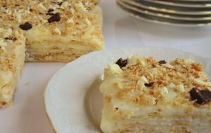 Как приготовить домашний торт «Наполеон»