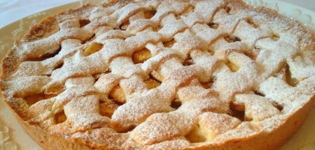 Итальянская кухня. Рецепт: Как приготовить пирог с яблоками (фото)