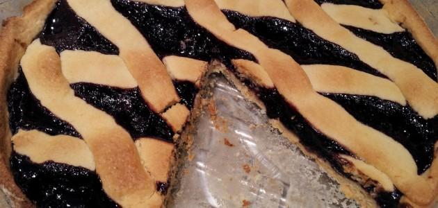 Итальянская кухня. Рецепт: Как приготовить пирог с вареньем (фото)