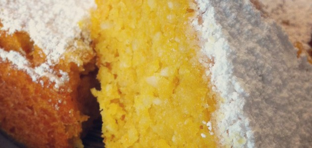 Итальянская кухня. Рецепт: Морковный кекс (фото)
