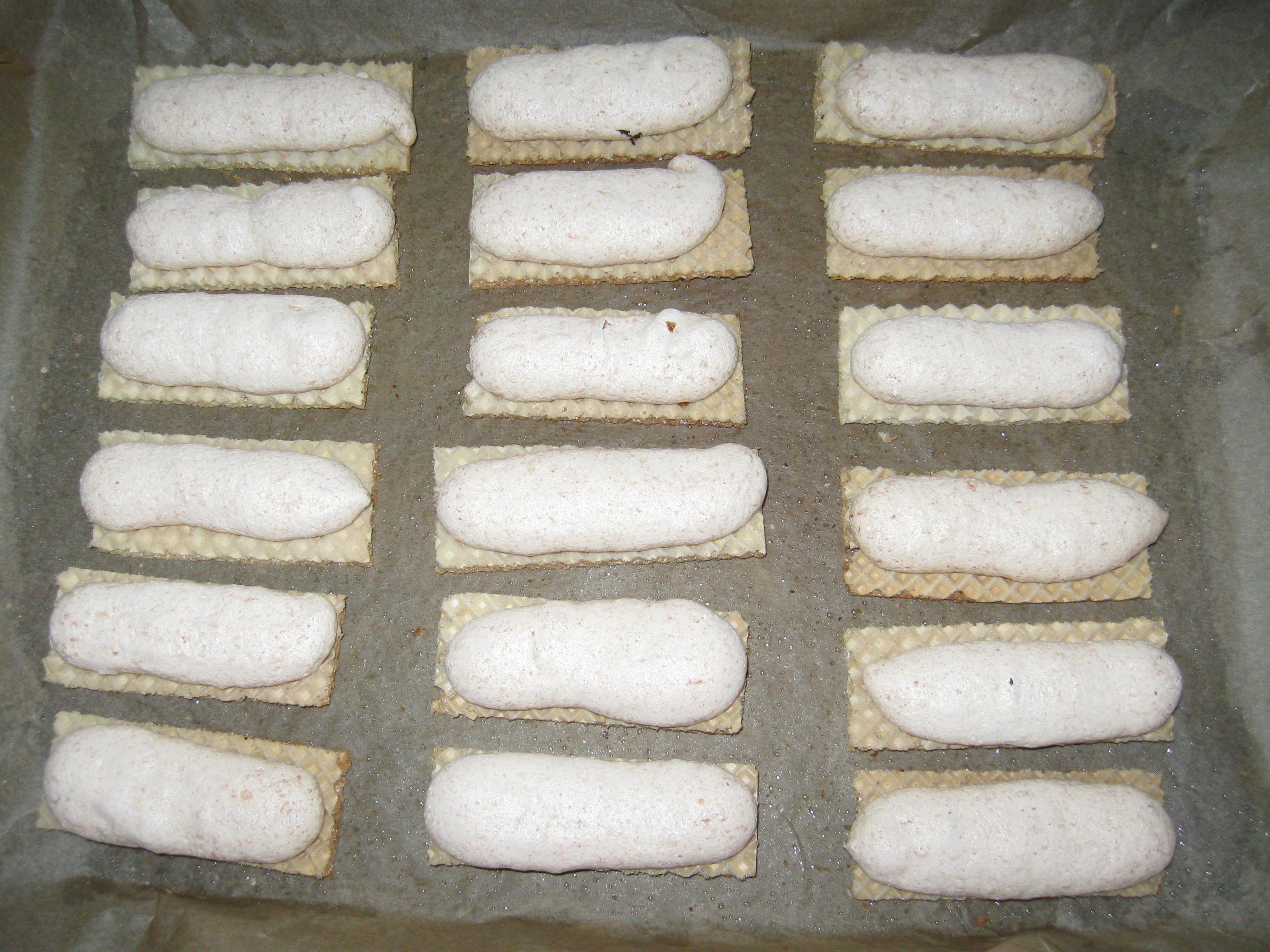 7 Pirozhnye s kokosom i shokoladom