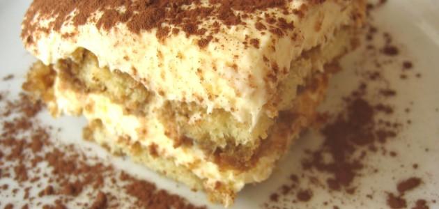 Итальянская кухня. Рецепт: Как приготовить торт дамские пальчики (фото)