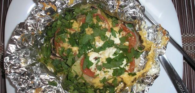 Итальянская кухня. Рецепт: Картофельная запеканка (фото)
