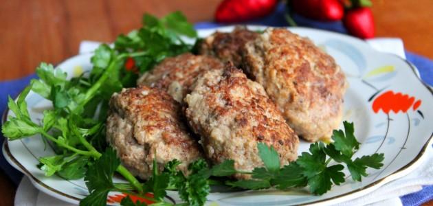 Итальянская кухня. Рецепт: Котлеты из фарша в духовке (фото)
