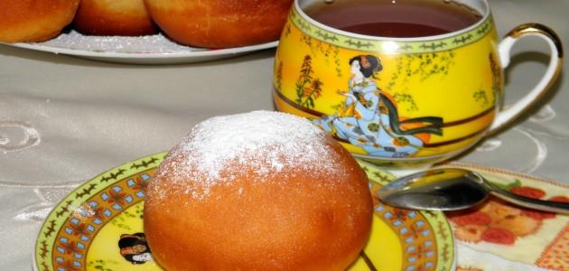 Итальянская кухня. Рецепт: Рецепт пончиков (фото)