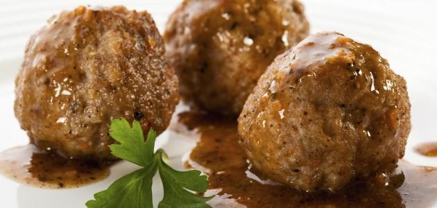 Итальянская кухня. Рецепт: Тефтели (фото)