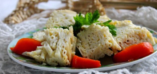 Итальянская кухня. Рецепт: Запеканка из макарон (фото)