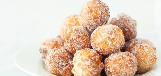 Итальянская кухня. Рецепт: Домашние пончики (фото)