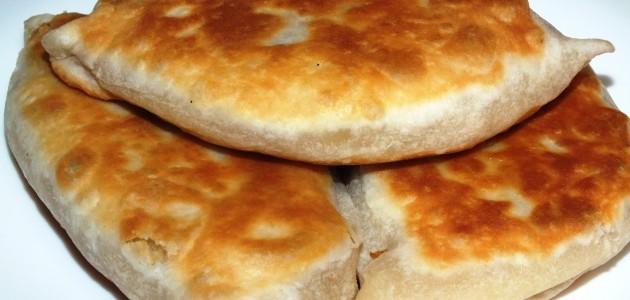 Итальянская кухня. Рецепт: Жареные пирожки (фото)