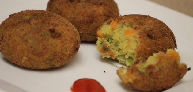Итальянская кухня. Рецепт: Овощные котлеты – вкусное вегетарианское блюдо (фото)