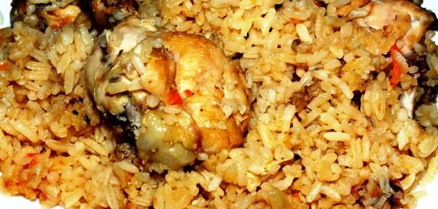 Итальянская кухня. Рецепт: Плов в мультиварке (фото)