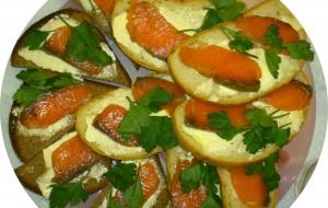 Рецепт соленой семги