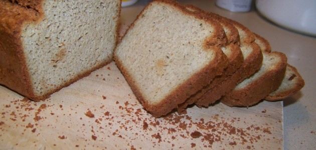 Итальянская кухня. Рецепт: Кефирный хлеб (фото)