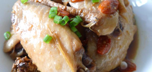 Итальянская кухня. Рецепт: Как приготовить курицу в пароварке (фото)
