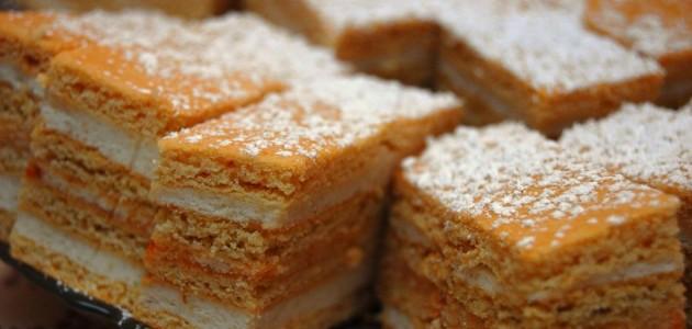 Итальянская кухня. Рецепт: Как приготовить медовик в мультиварке (фото)