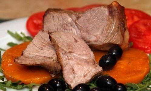 Итальянская кухня. Рецепт: Свинина в аэрогриле (фото)
