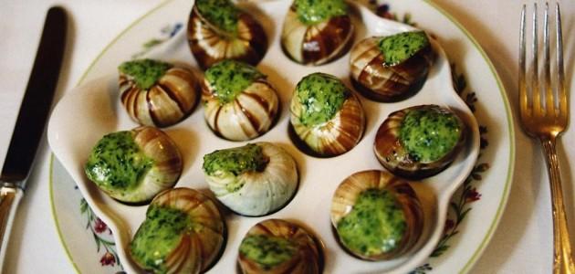 Итальянская кухня. Рецепт: Улитки по-французки (фото)