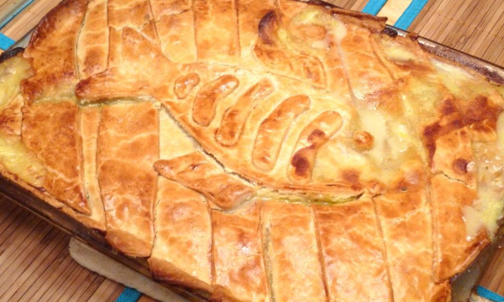 Начинка для пирогов из дрожжевого теста в духовке