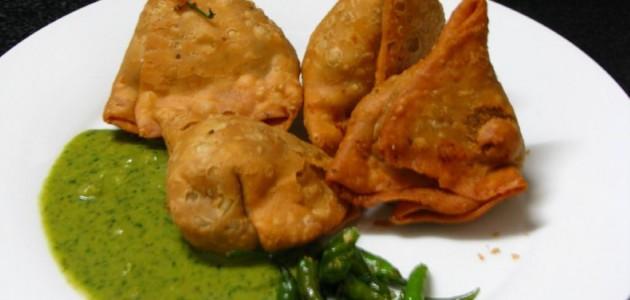 Итальянская кухня. Рецепт: Узбекская самса с мясом (фото)