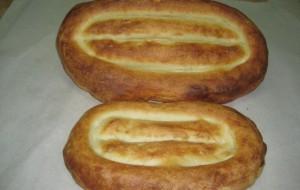 Итальянская кухня. Рецепт: Армянский хлеб Матнакаш (фото)