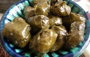 Итальянская кухня. Рецепт: Долмы по-азербайджански (фото)