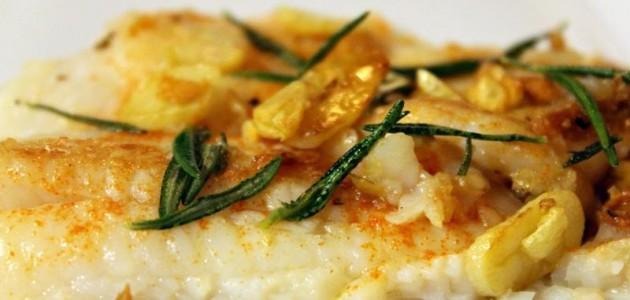 Итальянская кухня. Рецепт: Камбала в мультиварке (фото)