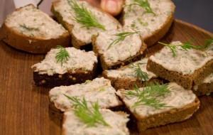 Итальянская кухня. Рецепт: Селедочный паштет (фото)