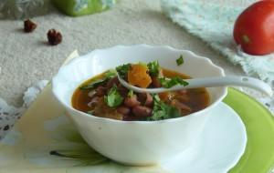 Итальянская кухня. Рецепт: Как готовить фасолевый суп (фото)